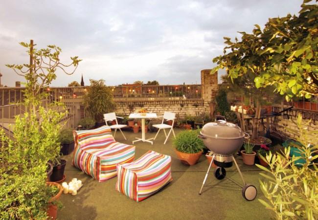 Mueble de jardín en Spoga+gaga
