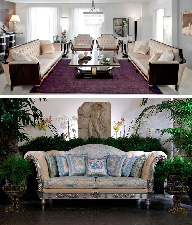 Muebles de lujo y excelencia en abu dhabi kupu muebles for Muebles italianos marcas