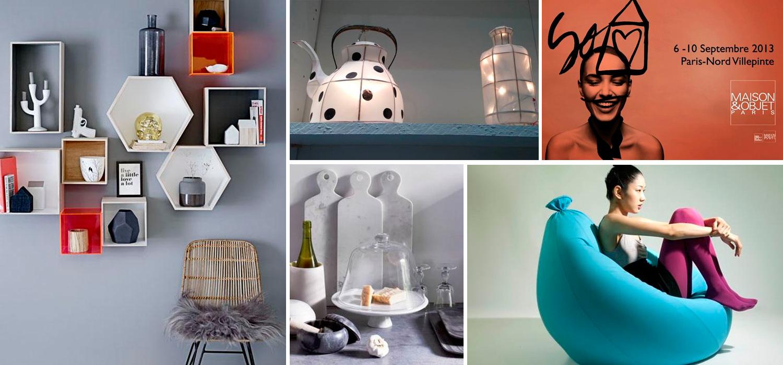 Maison et objet 2013 tendencias desde par s k pu muebles - Boga muebles catalogo ...