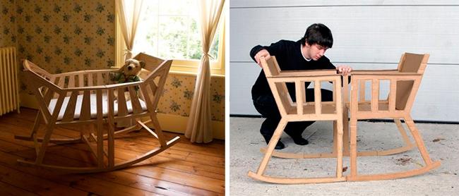 Eco: Muebles para niños