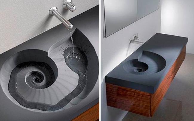 Muebles de ba o con un toque diferente kupu muebles - Muebles de bano originales ...