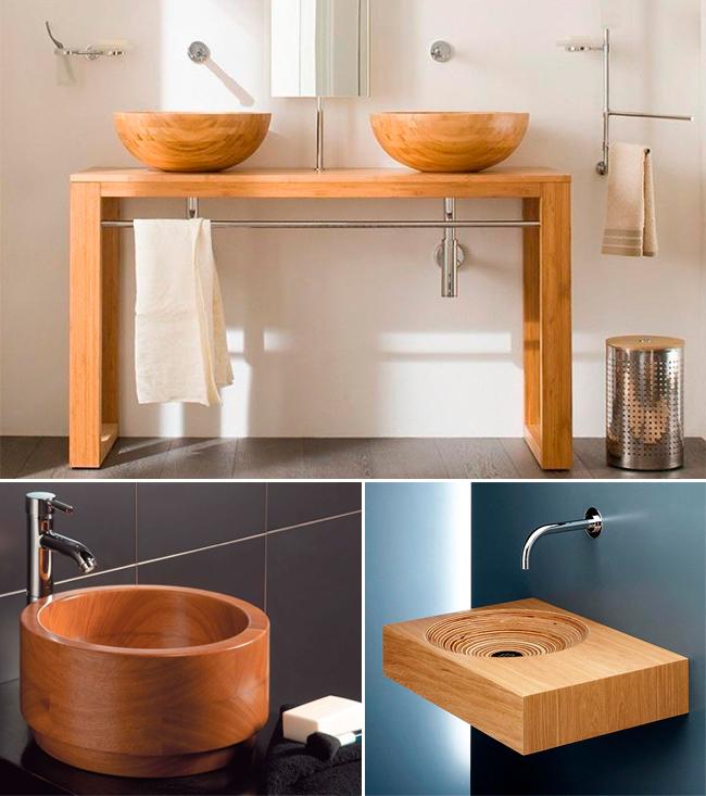 Muebles de ba o con un toque diferente kupu muebles for Muebles bano originales