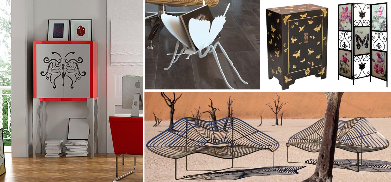Muebles Diferentes Inspirados En Insectos Kupu Muebles Inesperados # Muebles Diferentes