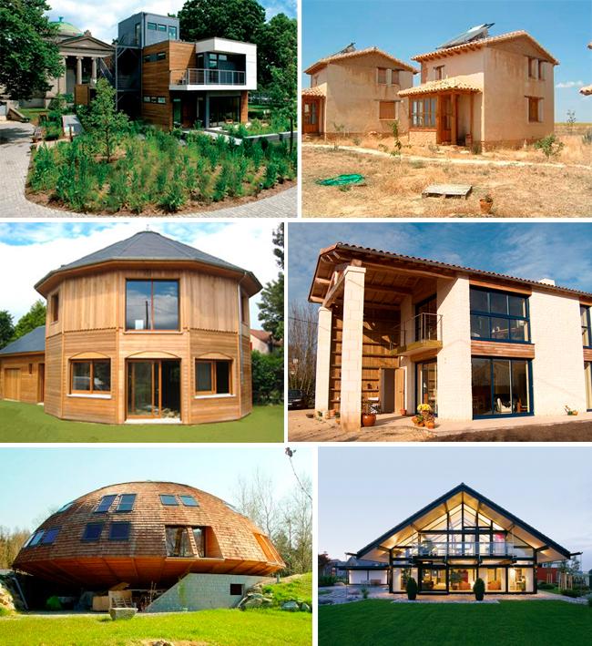 Eco casa bioclim tica i kupu muebles inesperados for Construccion de casas bioclimaticas