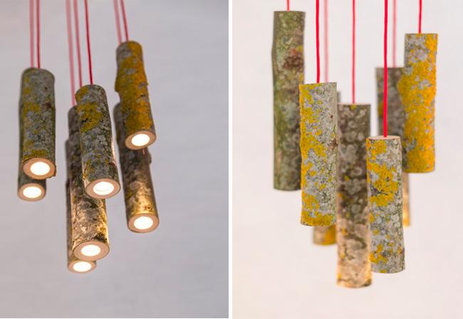 Küpu - lámparas orgánicas