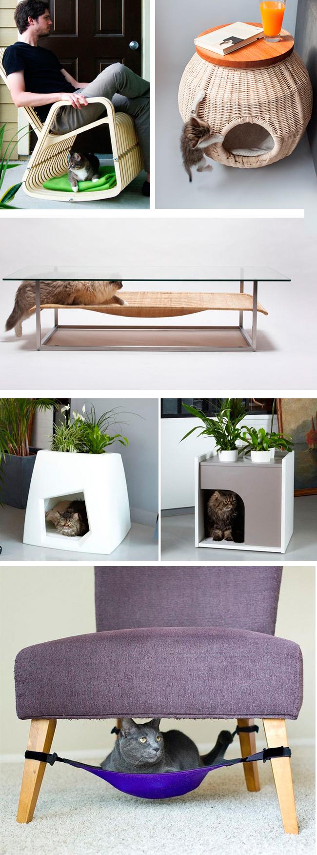 muebles para gatos - Küpu