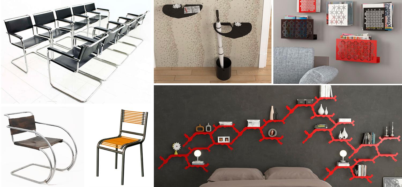La Elegancia De Los Muebles De Acero I Kupu Muebles Inesperados # Muebles Revolucion