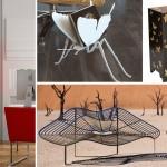 Muebles diferentes: insectos