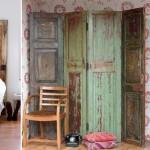 Muebles reciclados: puertas